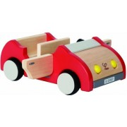 [Heipu] Hape Happy Family Doll House Family Car E3475 [parallel import goods]