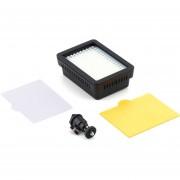 EB 160 LED De Luz De Estudio De Vídeo Para Canon Nikon Cámara DV Videocámara 10.5W 1280LM - Negro