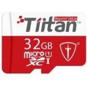 Tiitan Ultra 32 GB MicroSDXC UHS Class 1 100 MB/s Memory Card