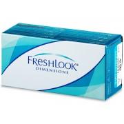 FreshLook Dimensions - plano (2 lenses)