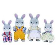 Sylvanian Families Cottontail Rabbit Family Set