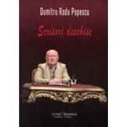 Scrisori deschise - Dumitru Radu Popescu