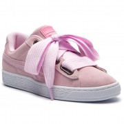 Сникърси PUMA - Suede Heart Street 2 Wn's 366780 03 Winsome Orchid