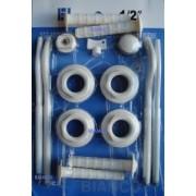 Kit accesorii montaj radiator aluminiu