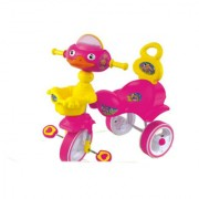 OH BABY Cycle Baby Tricycle WITH CYCLE COLOR Pink SE-TC-127