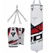 Boksačka vreća RDX sa rukavicama F7 Ego Punch Bag