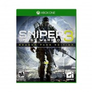 Xbox One Juego Sniper Ghost Warrior 3 Seasson Pass Edition