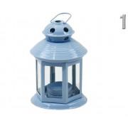 Mécsestartó lámpás 13,5cm A06560920 3féle színben