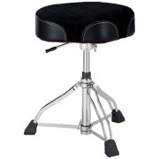 Tama 1st Chair HT750BC Ergo-Rider Hydraulix Cloth Top Sillín de