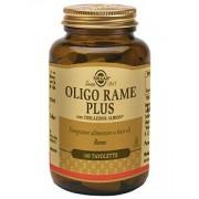Solgar It. Multinutrient Oligo Rame Plus 100 Tavolette