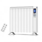 Цифров нагревателен панел Rohnson R-0420, Мощност 2000W, 8 ребра, Регулиране на темперетурата 5-35°C