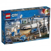 LEGO 60229 - Raketenmontage & Transport