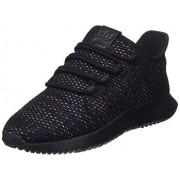 Adidas Tubular Shadow CK-AQ1091 Zapatillas para Hombre, Core Black/Solar Red/Mystery Ink, 9