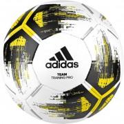 adidas Fußball TEAM Training Pro - weiß/schwarz/gelb | 5