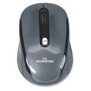 Manhattan Performance Wireless USB Optical Mouse | 177795