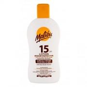 Malibu Lotion SPF15 слънцезащитен продукт за тяло 400 ml unisex