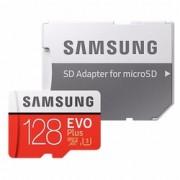 Card de memorie Samsung Micro SDHC UHS-I 128 GB Class 10 + Adaptor SD