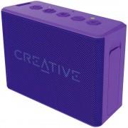 Bluetooth zvučnik Creative Muvo 2c AUX, Funkcija govora slobodnih ruku, SD, Zaštićen protiv prskajuće vode Purpurna