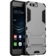 Husa hibrid g-shock pentru Huawei P10 gri