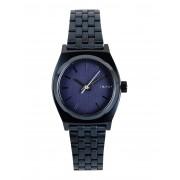 レディース NIXON A399 SMALL TIME TELLER 腕時計 ダークブルー