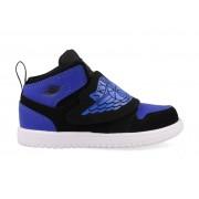 Nike Sky Jordan 1 BQ7196-004 Zwart / Blauw-21