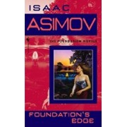 Foundation's Edge, Paperback/Isaac Asimov