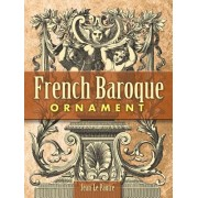 French Baroque Ornament