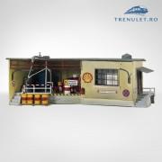 Depozit produse petroliere cu birou HO, Piko 61106