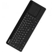 Keysonic KSK-5220BT (DE) Bluetooth keyboard Black Built-in touchpad...