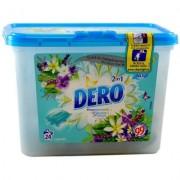 Detergent capsule 32 bucati/cutie 5 plante 841 g Dero