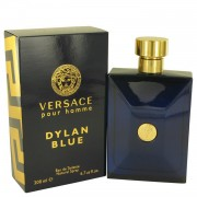 Versace Pour Homme Dylan Blue by Versace Eau De Toilette Spray 6.7 oz