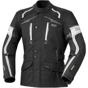 IXS Montgomery Gore-Tex Chaqueta textil de las señoras Negro Blanco XL