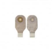 """Premier 1-Piece Drainable Pouch Precut 1-3/4"""" with Flextend Barrier, Transparent Part No. 8539 Qty Per Box"""