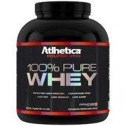 Atlhetica Whey Protein Atlhetica 100% Pure - Chocolate - 2 Kg