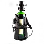 Suport pentru sticle de vin, model Cowboy