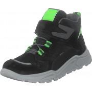 Superfit Blizzard Black, Skor, Sneakers och Träningsskor, Walkingskor, Svart, Unisex, 27