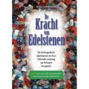 De Kracht van Edelstenen Set (boek en ongebleekt katoenen zakje met 12 edelsteentjes) - Petra Sonnenberg