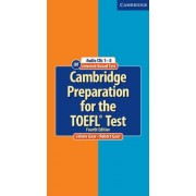 Jolene Gear - Cambridge Preparation for the TOEFL(R) Test Audio CDs (8) (Cambridge Preparation for the TOEFL Test) - Preis vom 03.08.2020 04:53:25 h