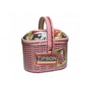 Tipson Basket Christmas 100g plech