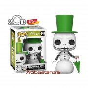 Snowman Jack Funko Pop Hot Topic Nightmare Before Christmas 2018