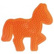 Strijkkralen Bord: Paard