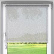 Catalea Rolety materiałowe bezinwazyjne, Transparentne, Na wymiar, PREMIUM, designerskie