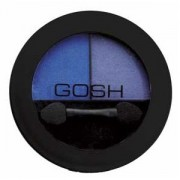 Gosh Matt Duo Eye Shadow 004 Blue Moon грим палитра сенки за очи