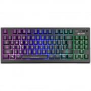 Tastatura gaming, Marvo K659, iluminata, anti-ghosting