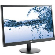 Монитор, AOC E2270SWHN, 21.5 инча Wide TN LED, 5 ms, 20М:1 DCR, 200 cd/m2, FullHD 1920x1080, HDMI, Black - E2270SWHN