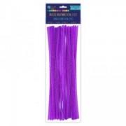 dpCraft Spinky fialové 25ks / 30cm, (KSDR-025)