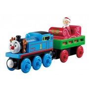 Thomas and Friends Wooden Railway: Santa's Little Engine