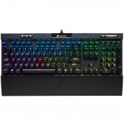 Tastatura gaming Corsair K70 RGB MK.2 Mechanical Cherry MX Silent