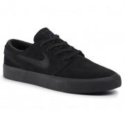 Pantofi NIKE - Sb Zoom Janoski Rm AQ7475 004 Black/Black/Black//Black