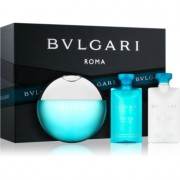 Bvlgari AQVA Pour Homme lote de regalo XIV. eau de toilette 50 ml + bálsamo after shave 40 ml + gel de ducha 40 ml